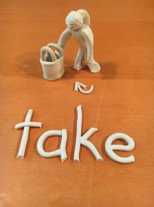 word meaning of take